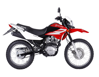 SL200GY-A Dirt bike